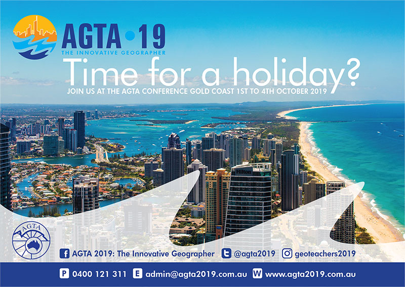 AGTA 2019 Conference — Gold Coast: 1-4 October 2019